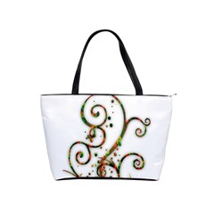 Scroll Magic Fantasy Design Shoulder Handbags
