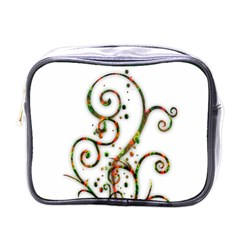 Scroll Magic Fantasy Design Mini Toiletries Bags