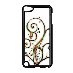 Scroll Magic Fantasy Design Apple Ipod Touch 5 Case (black)