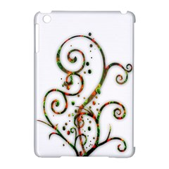 Scroll Magic Fantasy Design Apple Ipad Mini Hardshell Case (compatible With Smart Cover)