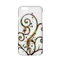 Scroll Magic Fantasy Design Apple Iphone 6/6s Hardshell Case