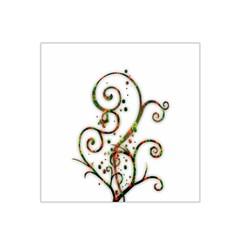Scroll Magic Fantasy Design Satin Bandana Scarf
