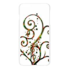 Scroll Magic Fantasy Design Apple Seamless iPhone 6 Plus/6S Plus Case (Transparent)