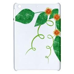 Scrapbook Green Nature Grunge Apple Ipad Mini Hardshell Case