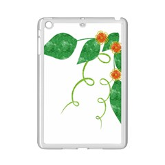 Scrapbook Green Nature Grunge iPad Mini 2 Enamel Coated Cases