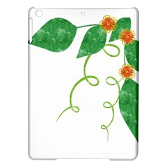 Scrapbook Green Nature Grunge Ipad Air Hardshell Cases