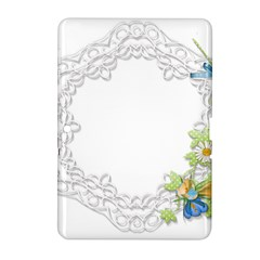 Scrapbook Element Lace Embroidery Samsung Galaxy Tab 2 (10 1 ) P5100 Hardshell Case