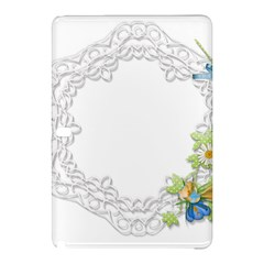 Scrapbook Element Lace Embroidery Samsung Galaxy Tab Pro 12 2 Hardshell Case