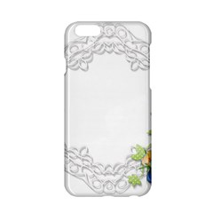 Scrapbook Element Lace Embroidery Apple Iphone 6/6s Hardshell Case
