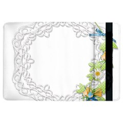 Scrapbook Element Lace Embroidery Ipad Air 2 Flip
