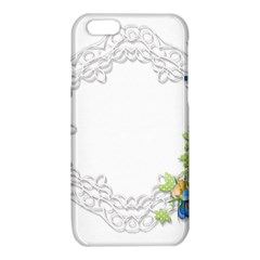 Scrapbook Element Lace Embroidery iPhone 6/6S TPU Case