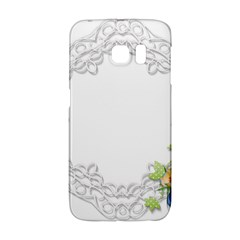 Scrapbook Element Lace Embroidery Galaxy S6 Edge