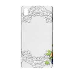 Scrapbook Element Lace Embroidery Sony Xperia Z3+