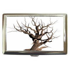 Tree Isolated Dead Plant Weathered Cigarette Money Cases