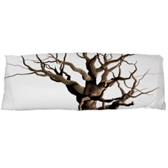 Tree Isolated Dead Plant Weathered Body Pillow Case Dakimakura (Two Sides)