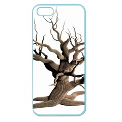 Tree Isolated Dead Plant Weathered Apple Seamless Iphone 5 Case (color)