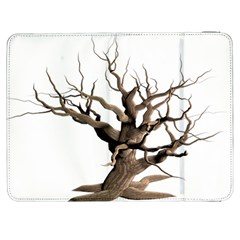Tree Isolated Dead Plant Weathered Samsung Galaxy Tab 7  P1000 Flip Case