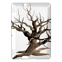Tree Isolated Dead Plant Weathered Kindle Fire Hdx Hardshell Case