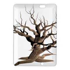 Tree Isolated Dead Plant Weathered Kindle Fire Hdx 8 9  Hardshell Case