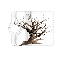 Tree Isolated Dead Plant Weathered Kindle Fire Hd (2013) Flip 360 Case