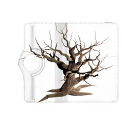 Tree Isolated Dead Plant Weathered Kindle Fire Hdx 8 9  Flip 360 Case