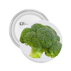 Broccoli Bunch Floret Fresh Food 2.25  Buttons