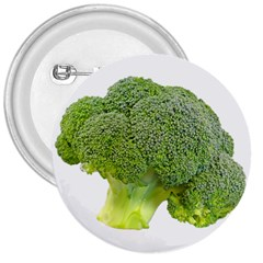 Broccoli Bunch Floret Fresh Food 3  Buttons