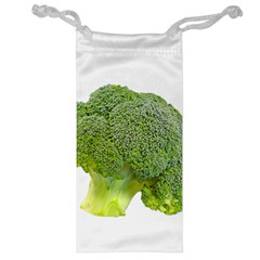 Broccoli Bunch Floret Fresh Food Jewelry Bag