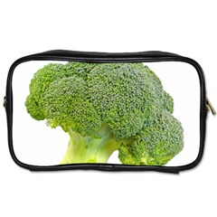 Broccoli Bunch Floret Fresh Food Toiletries Bags 2 Side
