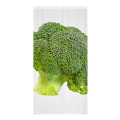 Broccoli Bunch Floret Fresh Food Shower Curtain 36  X 72  (stall)