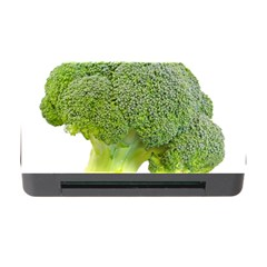 Broccoli Bunch Floret Fresh Food Memory Card Reader With Cf