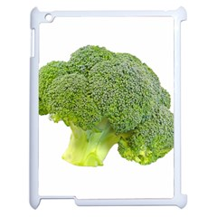 Broccoli Bunch Floret Fresh Food Apple Ipad 2 Case (white)