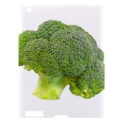Broccoli Bunch Floret Fresh Food Apple iPad 3/4 Hardshell Case