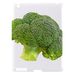 Broccoli Bunch Floret Fresh Food Apple Ipad 3/4 Hardshell Case (compatible With Smart Cover)