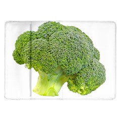 Broccoli Bunch Floret Fresh Food Samsung Galaxy Tab 10 1  P7500 Flip Case