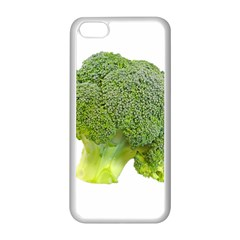 Broccoli Bunch Floret Fresh Food Apple Iphone 5c Seamless Case (white)