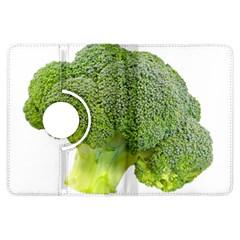 Broccoli Bunch Floret Fresh Food Kindle Fire HDX Flip 360 Case