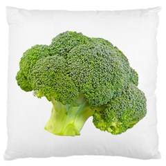 Broccoli Bunch Floret Fresh Food Standard Flano Cushion Case (two Sides)