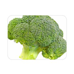 Broccoli Bunch Floret Fresh Food Double Sided Flano Blanket (mini)