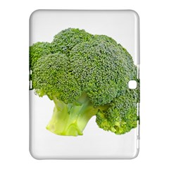 Broccoli Bunch Floret Fresh Food Samsung Galaxy Tab 4 (10.1 ) Hardshell Case