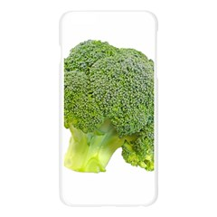 Broccoli Bunch Floret Fresh Food Apple Seamless iPhone 6 Plus/6S Plus Case (Transparent)