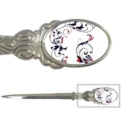 Scroll Border Swirls Abstract Letter Openers