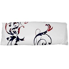 Scroll Border Swirls Abstract Body Pillow Case Dakimakura (two Sides)