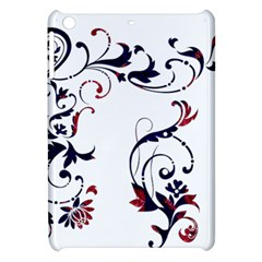 Scroll Border Swirls Abstract Apple iPad Mini Hardshell Case