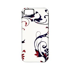 Scroll Border Swirls Abstract Apple Iphone 5 Classic Hardshell Case (pc+silicone)
