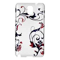 Scroll Border Swirls Abstract Samsung Galaxy Note 3 N9005 Hardshell Case
