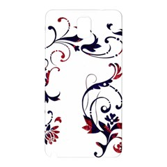 Scroll Border Swirls Abstract Samsung Galaxy Note 3 N9005 Hardshell Back Case