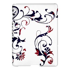 Scroll Border Swirls Abstract Samsung Galaxy Tab S (10 5 ) Hardshell Case