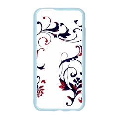 Scroll Border Swirls Abstract Apple Seamless iPhone 6/6S Case (Color)
