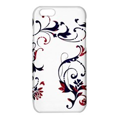 Scroll Border Swirls Abstract iPhone 6/6S TPU Case